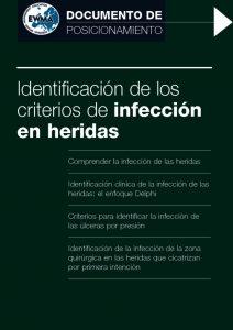 thumbnail of identificacion de los criterios de infeccion en heridas